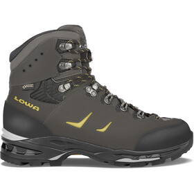 Lowa Camino GTX Trekking Shoes Men anthracite/kiwi